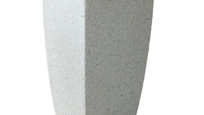 Вазон из мраморного камня. Модель – ИРИС M