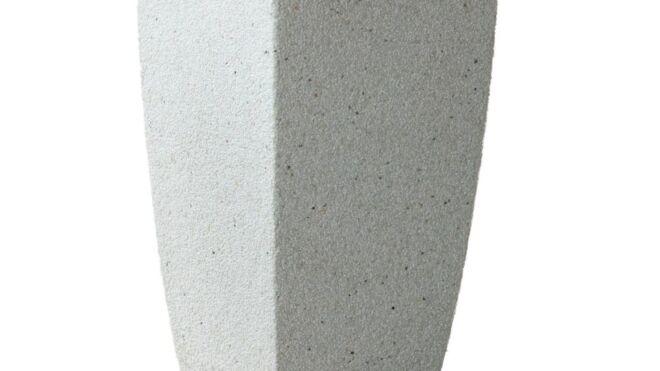 Вазон из мраморного камня. Модель – ИРИС M (цветная)